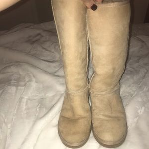 Ugg Winter Fur Boots